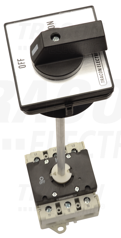 Interrupteur sectionneur avec couplage de porte - Sectionneur porte fusible telemecanique ...